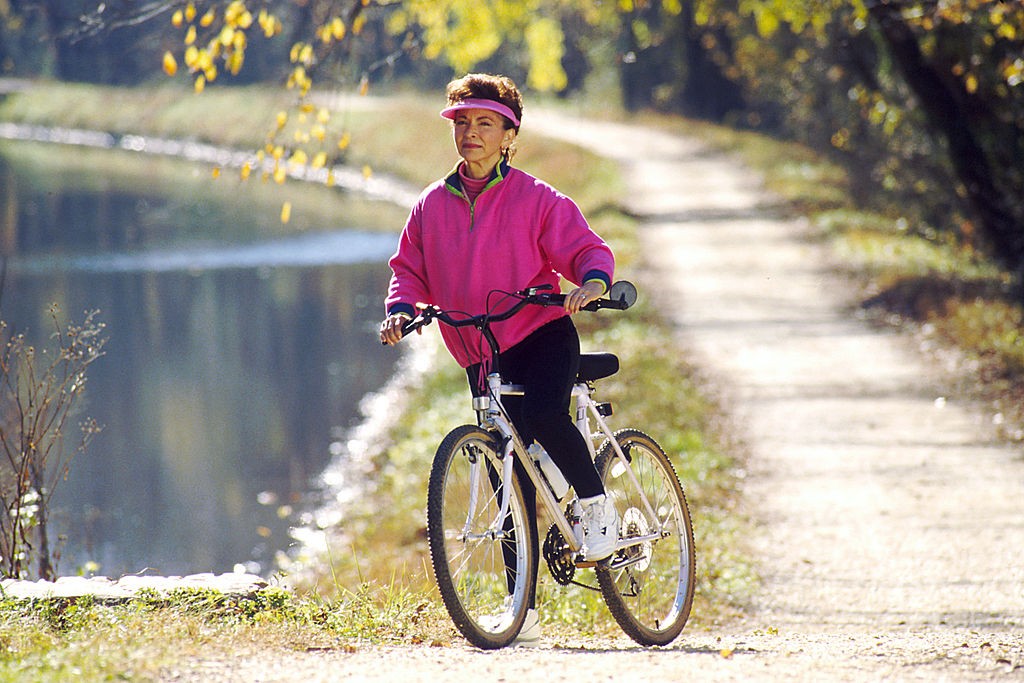 Biking instead of driving is just one of a few Simple Steps to Becoming an Eco Warrior